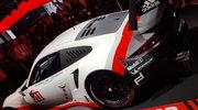 Porsche 911 RSR. Wyścigówka z radarowym  system ostrzegania
