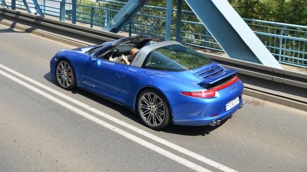 Porsche 911 Targa 4S PDK /Motor