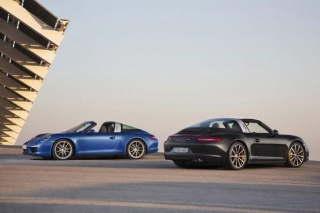 Porsche 911 Targa /