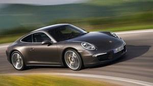 Porsche 911 teraz także z napędem na cztery koła