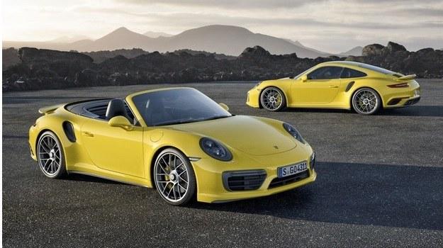 Porsche 911 Turbo S /