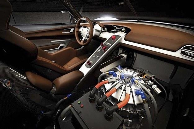 Porsche 918 RSR /