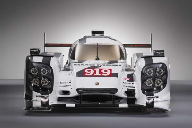 Porsche 919 Hybrid /