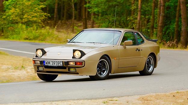 Porsche 944 /Motor