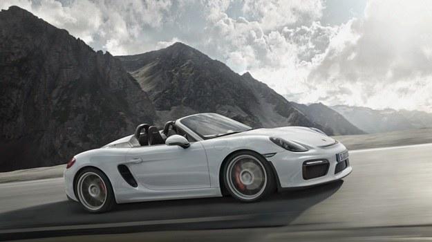Porsche Boxster Spyder /Porsche