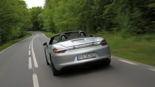 Porsche Boxster /Motor