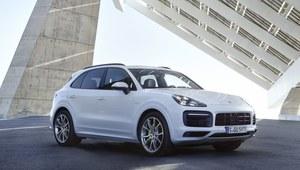 Porsche Cayenne E-Hybrid - nowość w gamie