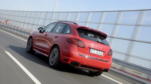 Porsche Cayenne GTS - test
