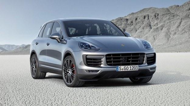 Porsche Cayenne po liftingu /Porsche