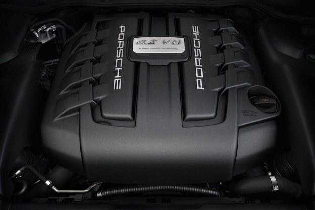 Porsche cayenne S diesel /
