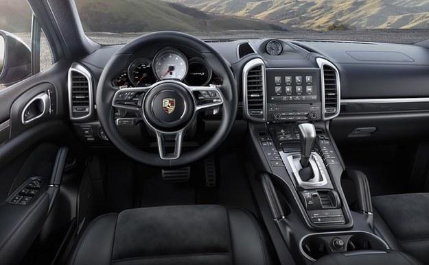 Porsche Cayenne S Platinum Edition /Porsche