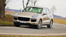 Porsche Cayenne Turbo S – test