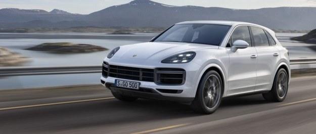 Porsche Cayenne Turbo - teraz jeszcze szybsze