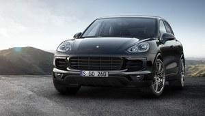 Porsche Cayenne w wersji Platinum Edition