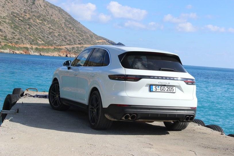 Porsche Cayenne /INTERIA.PL