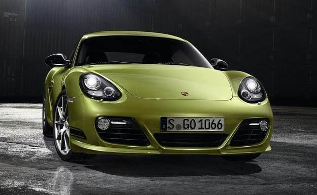 Porsche cayman R /