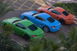 Porsche cayman S /