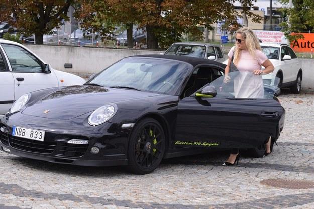 Porsche da się naprawić, ale Joanna L. z tej strony szybko do niego nie wsiądzie /Mateusz Jagielski /East News