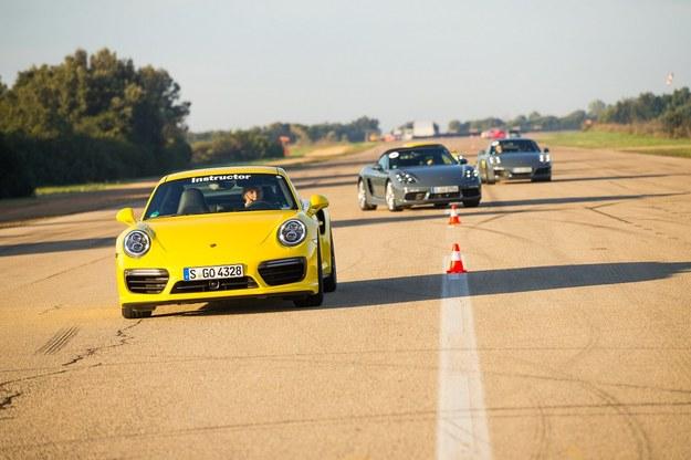 Porsche Driving Experience na torze Nardo /Porsche