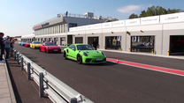 Porsche Driving Experience na torze Silesia Ring
