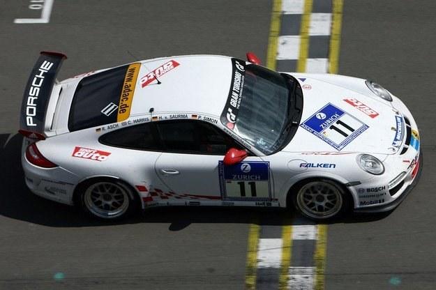 Porsche GT3 RS na Nurburgringu /