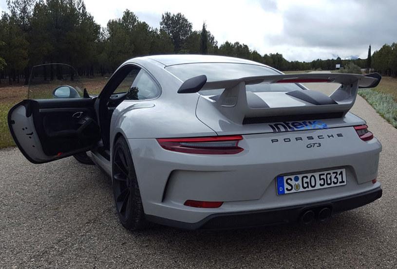 Porsche GT3 /INTERIA.PL