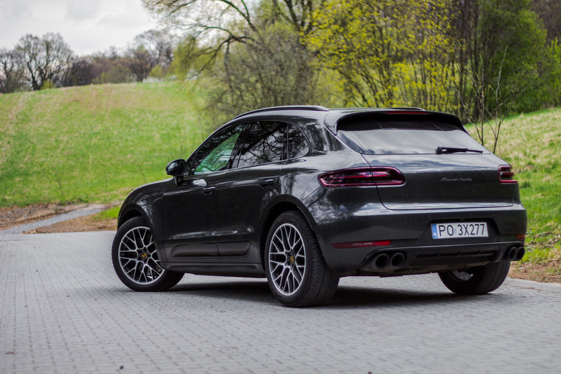 Porsche Macan pozostaje najchętniej wybieranym modelem marki /INTERIA.PL