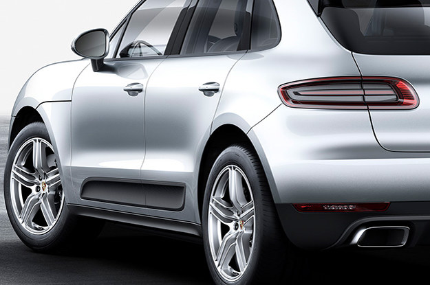 Porsche Macan. Zdjecie ilustracyjne /