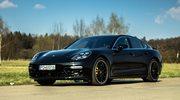Porsche Panamera 4S Diesel - sportowo, ale oszczędnie