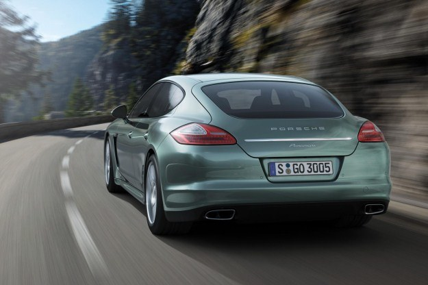 Porsche panamera diesel /