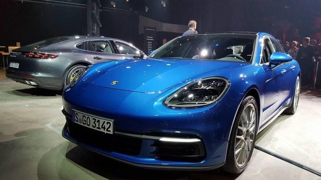 Porsche Panamera II /INTERIA.PL