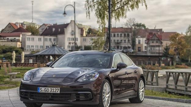 Porsche Panamera - nowa odsłona zachwyca jeszcze bardziej