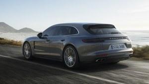 Porsche Panamera Sport Turismo - kolejne tabu przełamane