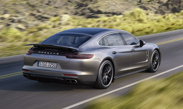 Porsche Panamera Turbo Executive /Porsche