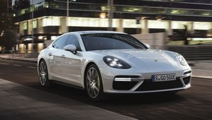 Porsche Panamera Turbo S E-Hybrid - jest moc!