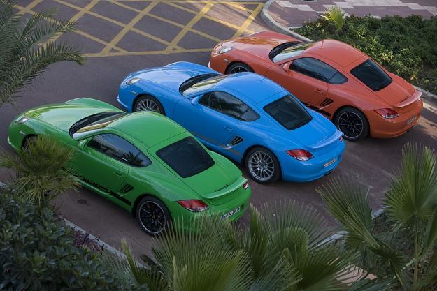 Porsche zarabia najwięcej /