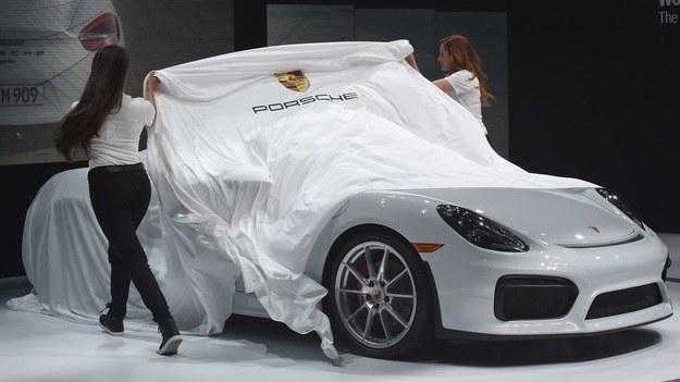 Porsche zmienia nazewnictwo swoich modeli /AFP