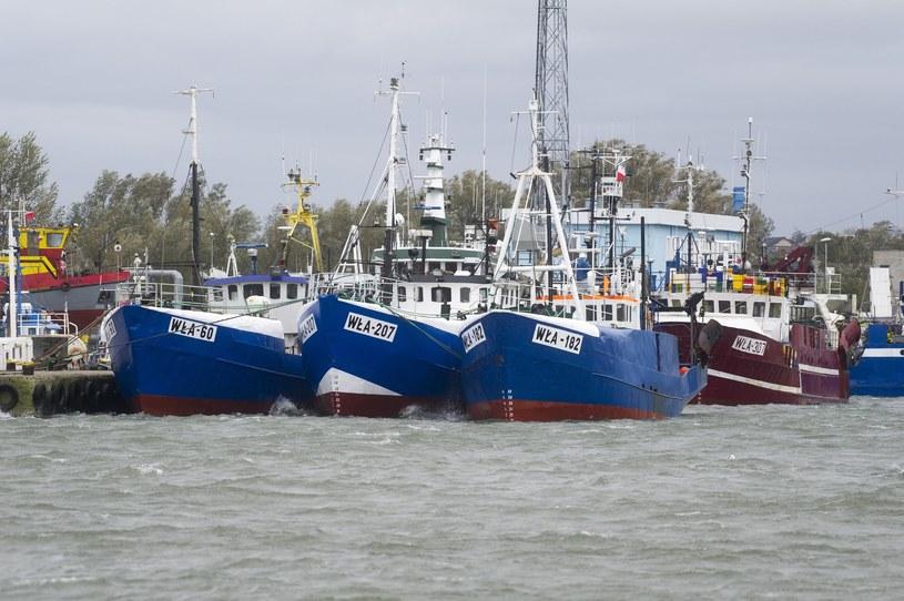 Port rybacki, Władysławowo; Zdj. ilustracyjne /Wojciech Stróżyk /Reporter
