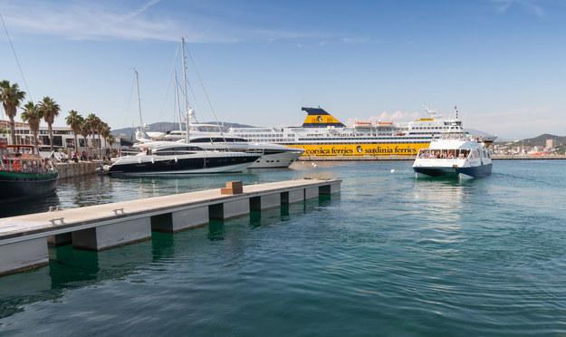 Port w Ajaccio na Korsyce /123/RF PICSEL