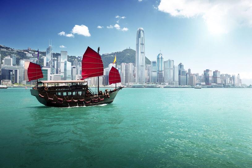 Port w Hong Kongu /123RF/PICSEL