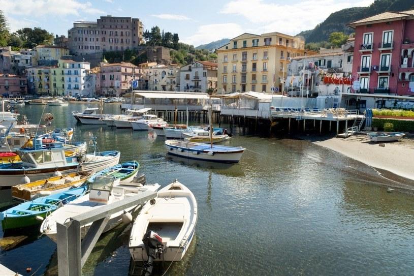 Port w Sorrento /123RF/PICSEL
