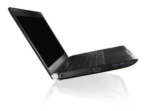 Portege R30 - nowe laptopy biznesowe Toshiba