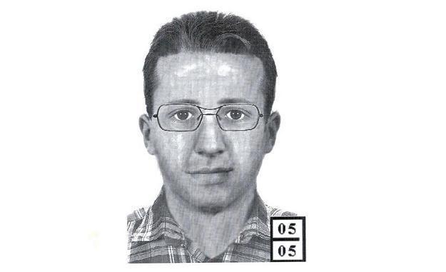 Portret pamięciowy mężczyzny, który uprowadził 11-letnią Julię/fot. KWP w Łodzi /Policja