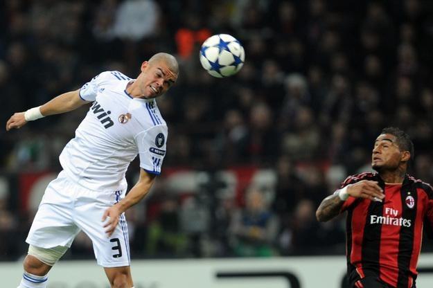 Portugalski piłkarz Realu Madryt - Pepe /AFP
