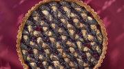 Porzeczkowo-makowy tort Linzer