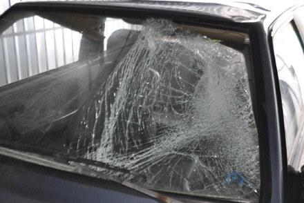 Porzucona łada samara /Policja