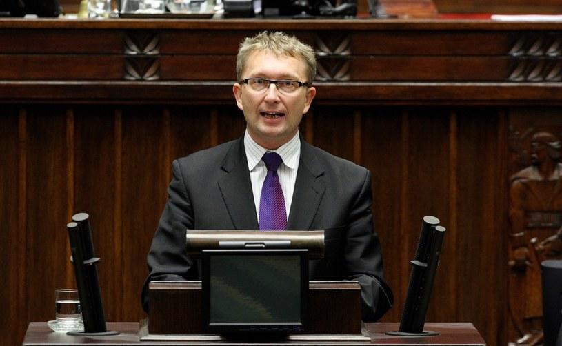 Poseł Artur Górski. /Stanisław Kowalczuk /East News