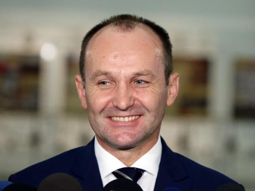 Poseł Marek Sowa /Tomasz Gzell /PAP