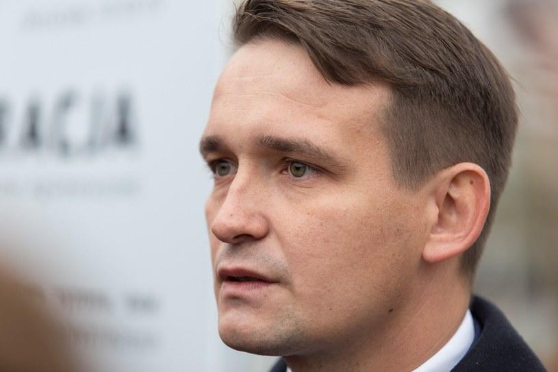 Poseł Michał Jaros /Krzysztof Kaniewski /Reporter