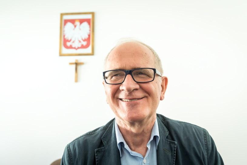 Poseł na Sejm RP i przewodniczący Rady Mediów Narodowych Krzysztof Czabański /Tytus Żmijewski /PAP